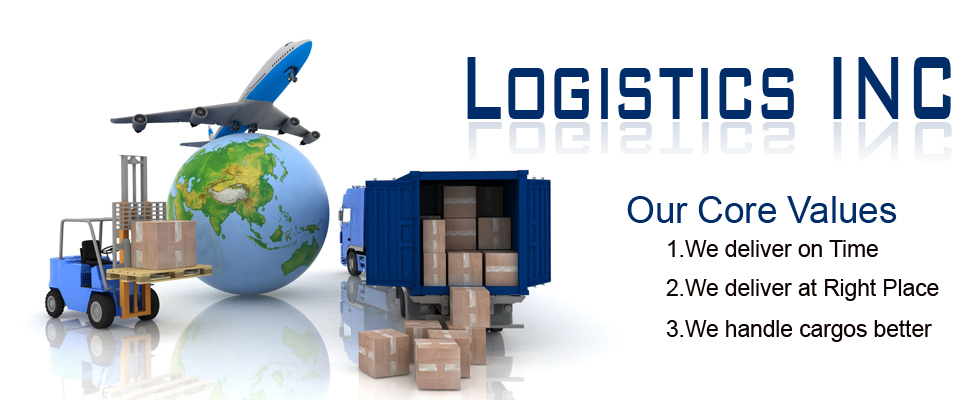 Welcome to Logistics INC